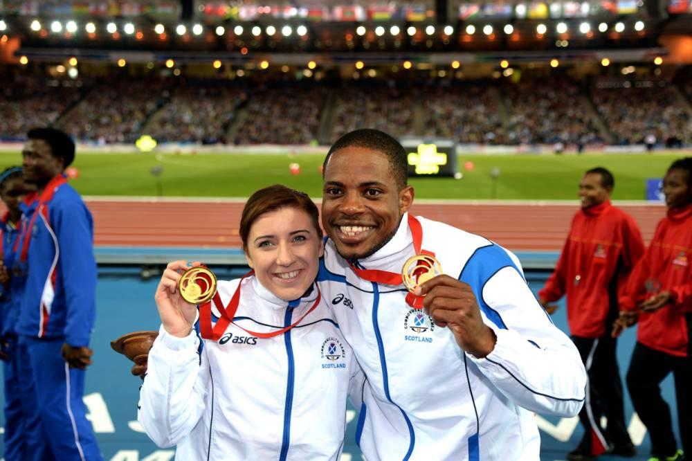 Sprinter Libby Clegg: I'm so glad Scotland has embraced me, despite my accent