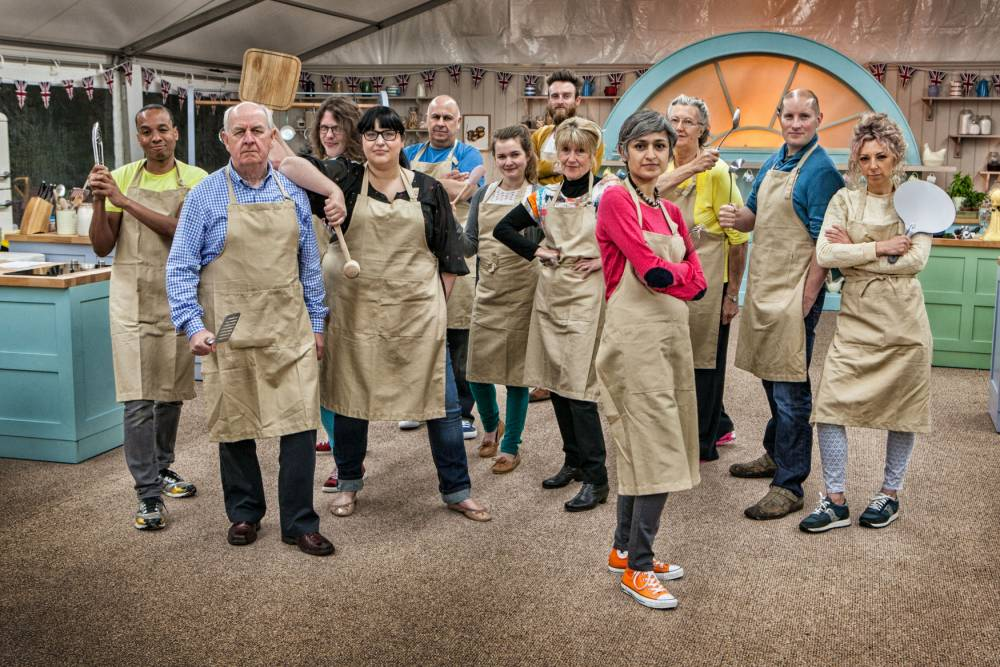 The Great British Bake Off 2014, episode one: Swiss rolls and baking fails but who left first?