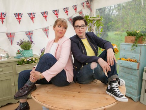 Great British Bake Off: Fans offended that Sue Perkin's use of naughty lingo is on the rise