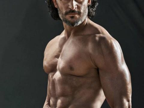 Hots Naked Pictures Of Joe Manganiello Gif
