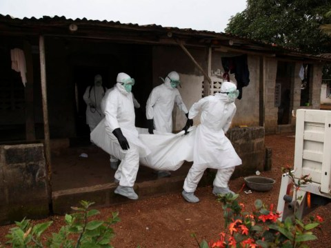 'Nightmare' chance that Ebola virus 'could become airborne', UN warns