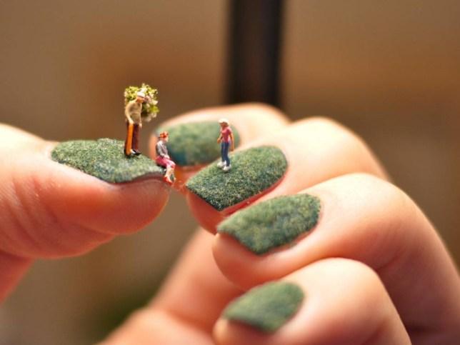 nail art flickr/alice bartlett
