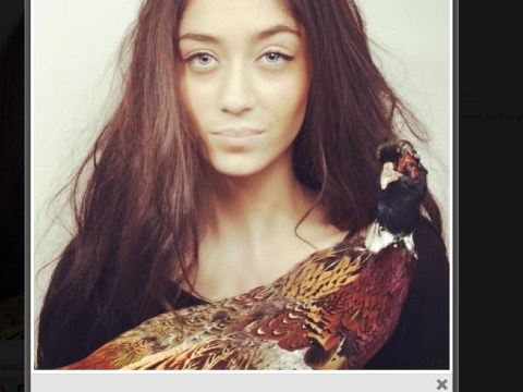 Is this 22-year-old who EATS her subjects the most unlikely taxidermist yet?