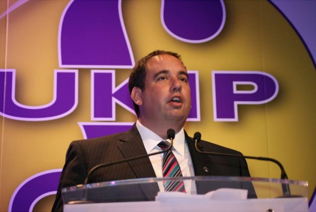 Bill Etheridge is a Member of the European Parliament for the West Midlands region for the UK Independence Party (UKIP). ***IMAGE TAKEN FROM HIS OWN WEBISTE***