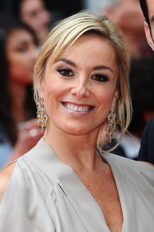 Embargoed to 0001 Tuesday August 12 File photo dated 06/06/10 of Tamzin Outhwaite who has criticised movie giant Disney for setting a dangerous example to young, impressionable girls with its skinny princesses. PRESS ASSOCIATION Photo. Issue date: Tuesday August 12, 2014. The 43-year-old New Tricks actress, who rose to fame in EastEnders, said it worried her that most women in showbusiness were constantly dieting. Outhwaite, the mother of two young girls aged five and one, hit out at Disney for the way it depicts its heroines, saying that anxiety about body shape begins early. See PA story SHOWBIZ Outhwaite. Photo credit should read: Ian West/PA Wire