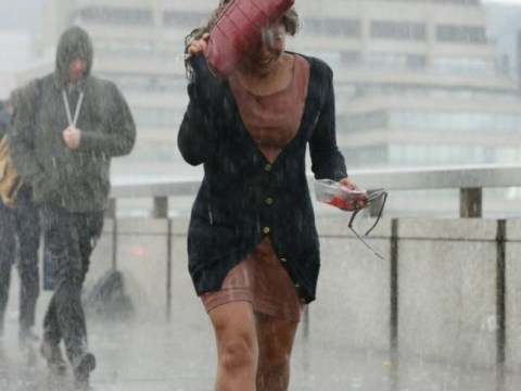 UK weather: Britain to be battered by rain and gales over the weekend