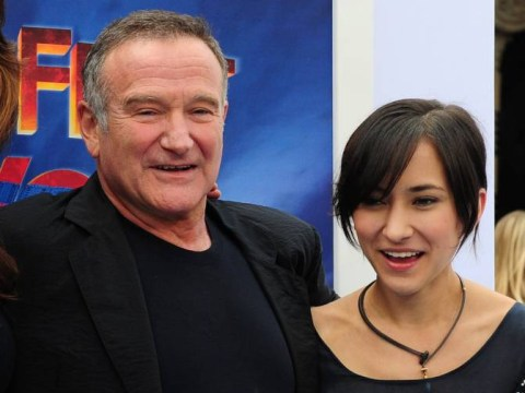 Robin Williams' daughter Zelda forced off Twitter by trolls who posted pictures edited to look like they were taken after her dad's death