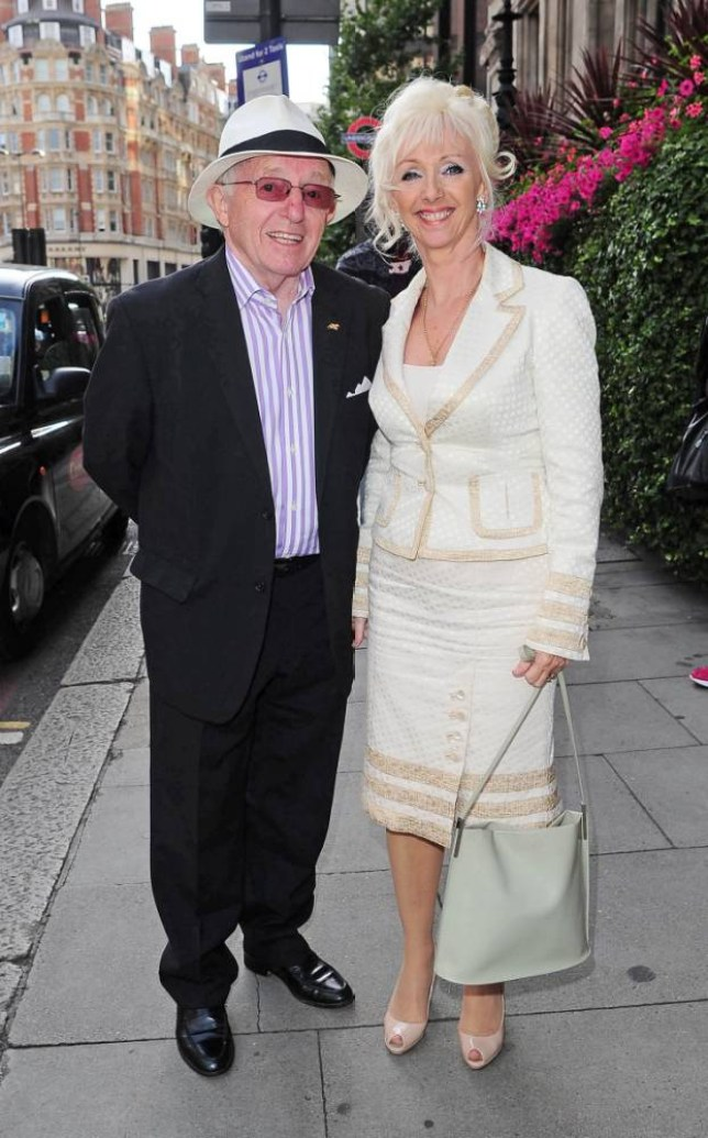 Paul Daniels and Debbie McGee Celebrity Big Brother 2014