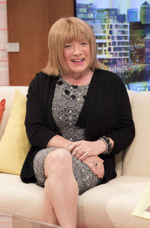 Editorial Use Only. No merchandising.. Mandatory Credit: Photo by Ken McKay/ITV/REX (4076256c).. Kellie Maloney.. 'Good Morning Britain' TV Programme, London, Britain - 13 Aug 2014.. KELLIE MALONEY  Boxing legend Frank Maloney gives his first TV interview since revealing he is undergoing a sex change and now lives as a woman called Kellie...