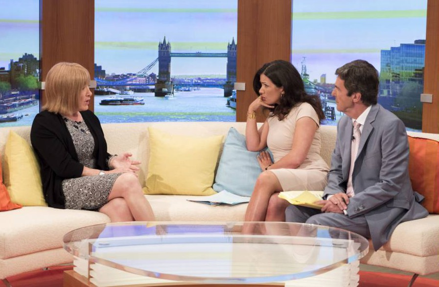 Kellie Maloney gives heartfelt interview on Good Morning Britain: 'I feared being seen as a freak'