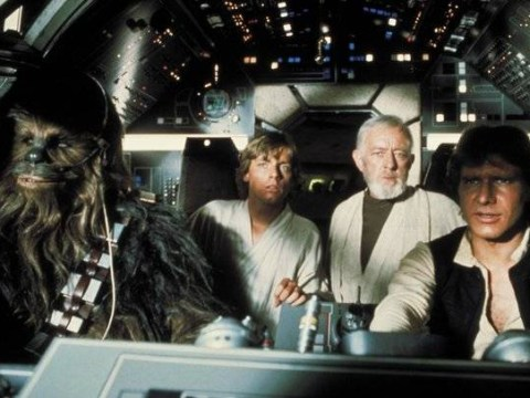 Star Wars Episode 7: Is the Millennium Falcon getting a makeover?