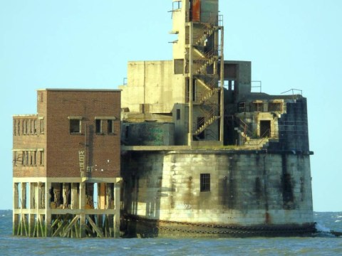 Every Englishman's home is his castle – what about a fort on the Thames for just £500,000?