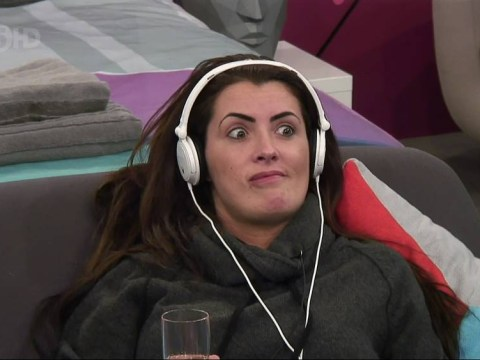 Big Brother 2014: Helen Wood FINALLY lets her defences down in parting soliloquy