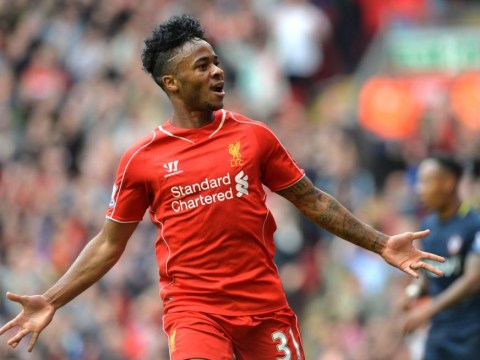 Jordan Henderson stakes a claim for assist of the season for Raheem Sterling's Liverpool goal
