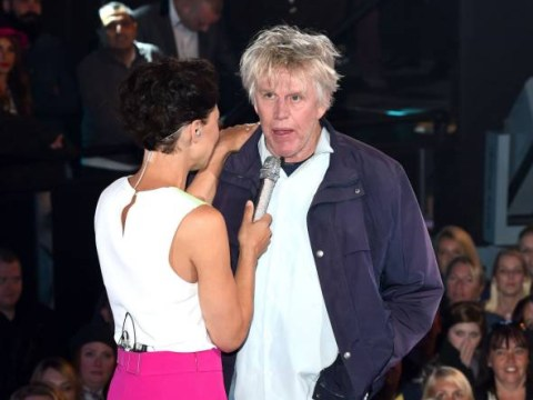 Gary Busey's entrance in to the Celebrity Big Brother house was one of the strangest things in series history