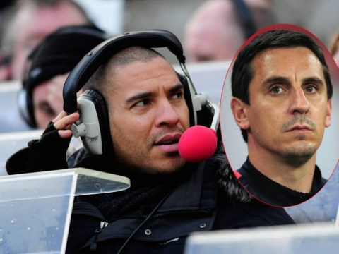 Stan Collymore threatens to quit broadcasting if diving evidence found, example emerges immediately