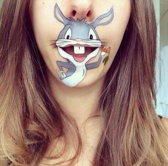 London Based Makeup Artist Laura Jenkinson Creates Mind Blowing Lip Art Metro News
