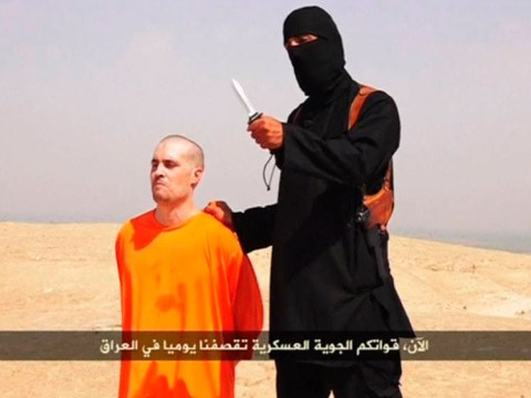 Jihadist who beheaded journalist James Foley 'appears to be British', says foreign secretary