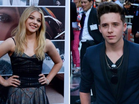 Let's take a minute to discuss how Brooklyn Beckham and Chloe Moretz would make the most stylish couple EVER