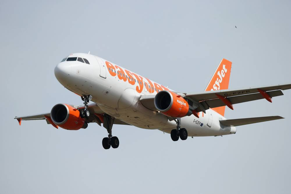 Easyjet's flights are among the first with new two-person cockpit rule