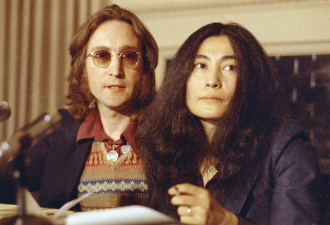 John Lennon peed in a woman's cocktail and watched her drink it in revenge, new book claims