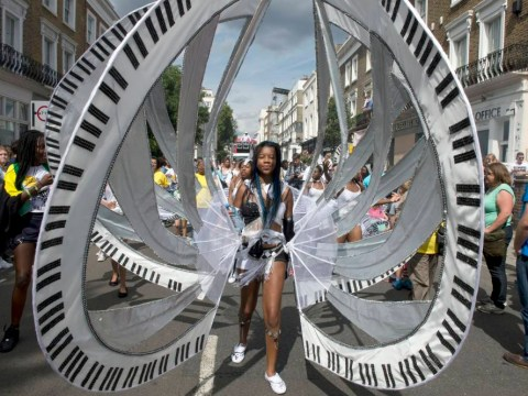 Notting Hill Carnival 2014: Thousands gather for huge street party