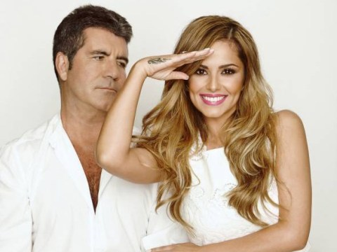 Simon Cowell: Cheryl Cole was never my type, she just looked crazy on X Factor