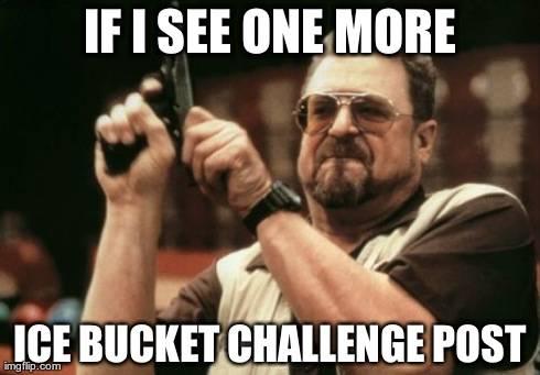 Ice Bucket challenge Memes