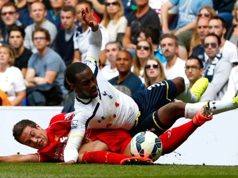 Tottenham fans lay into Younes Kaboul and Danny Rose after 'shocking' first half against Liverpool