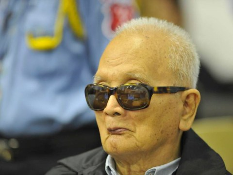 Khmer Rouge leaders sentenced to life in prison for crimes against humanity
