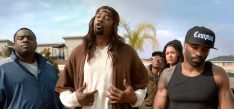 Black Jesus TV pilot receives mixed reviews after attempts to block broadcast fail