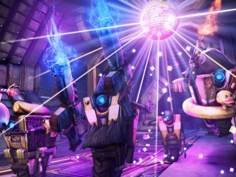 Borderlands: The Pre-Sequel hands-on preview and interview – Claptrap down under