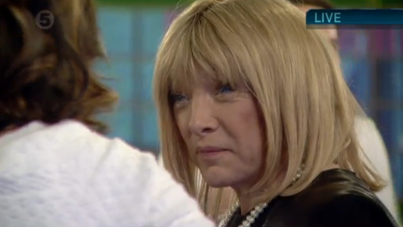 Kellie Maloney admits she was seconds away from pulling out as Celebrity Big Brother kicks off