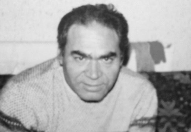 Ceren's Grandfather (Picture: Ceren)