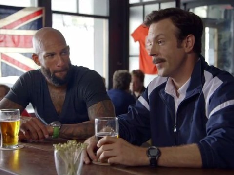 Jason Sudeikis returns as 'Coach Lasso' in hilarious new Premier League advert