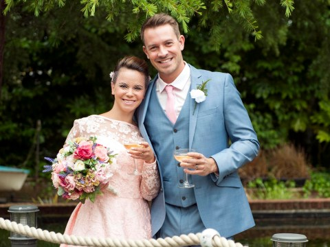 EXCLUSIVE: Hollyoaks star Jessica Fox teases Nancy and Darren wedding drama and John Paul rape reveal