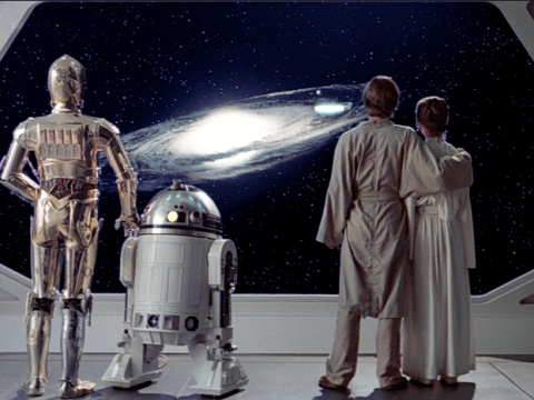 Star Wars Episode 7: Will this trilogy follow a similar pattern to the other two?