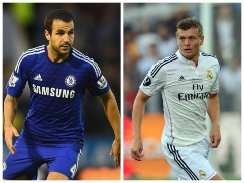 Paul Scholes baffled Manchester United ignored his transfer advice on Cesc Fabregas and Toni Kroos