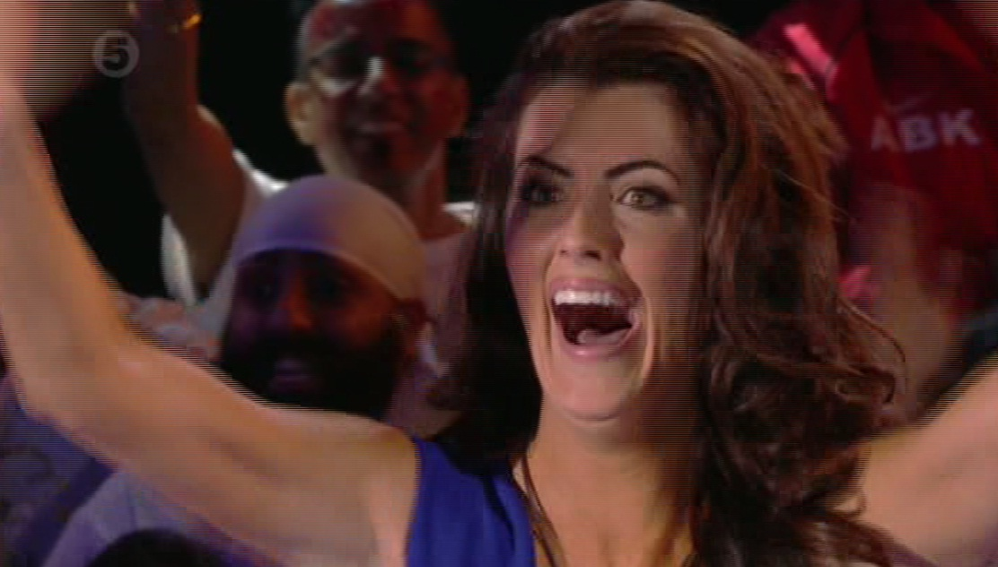 Big Brother 2014 winner Helen Wood promises to keep a lid on her temper, everyone breathes sigh of relief