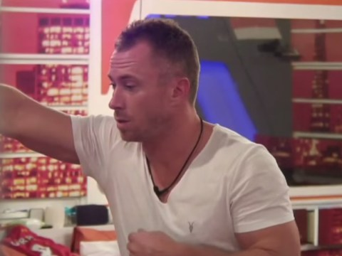 Celebrity Big Brother 2014: Squabbling Gary Busey and James Jordan try to clear the air