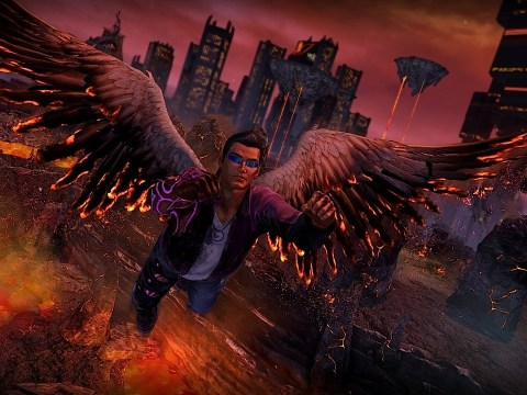 Saints Row: Gat Out Of Hell announced for January
