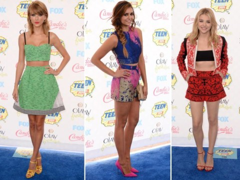 Teen Choice Awards 2014 fashion: Best and worst dressed, from Taylor Swift to Kendall Jenner