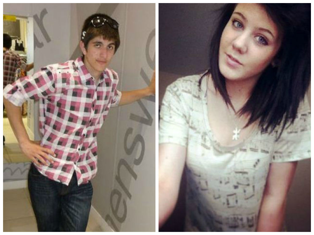 Teenage lovers ran into path of oncoming train because they feared being split up