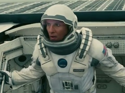 We're slightly excited by the latest trailer for Christopher Nolan's Interstellar