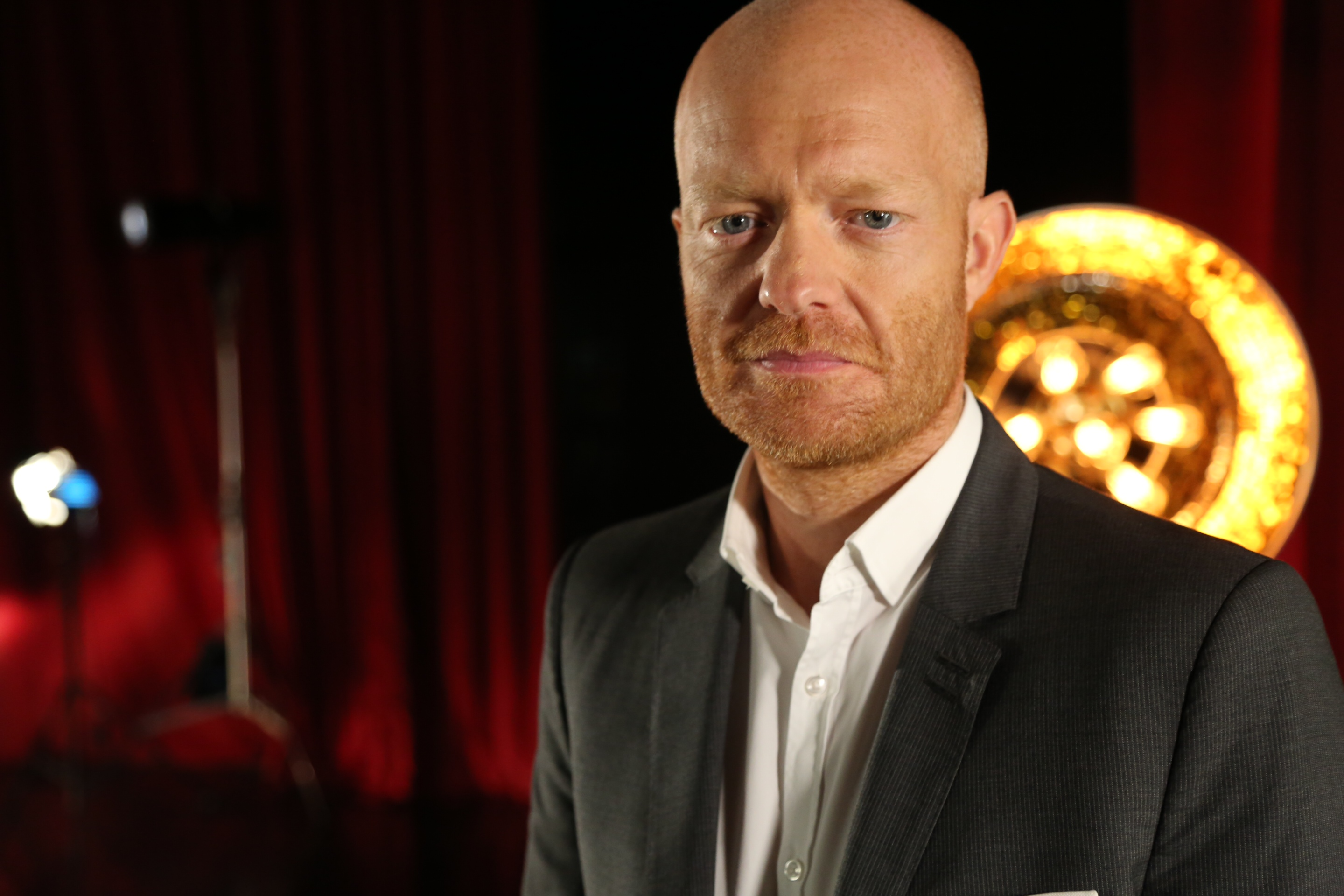 Jake Wood, aka EastEnders heartthrob Max Branning, swaps Albert Square for Strictly Come Dancing