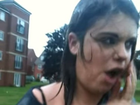 Girl screams so hard during ice bucket challenge she dislocates jaw