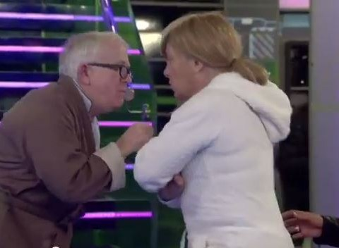 Celebrity Big Brother's Kellie Maloney warned after calling Leslie Jordan 'a queen'
