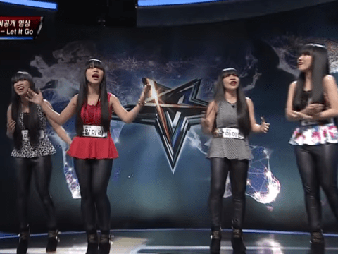 These four sisters will blow you away with Let It Go cover from Frozen