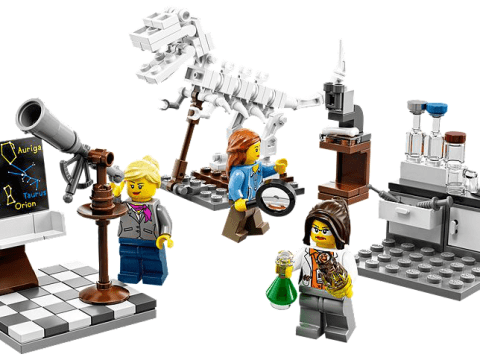 Bye, Barbie: Gender-stereotyped toys on the way out as this new LEGO female paleontologist takes limelight