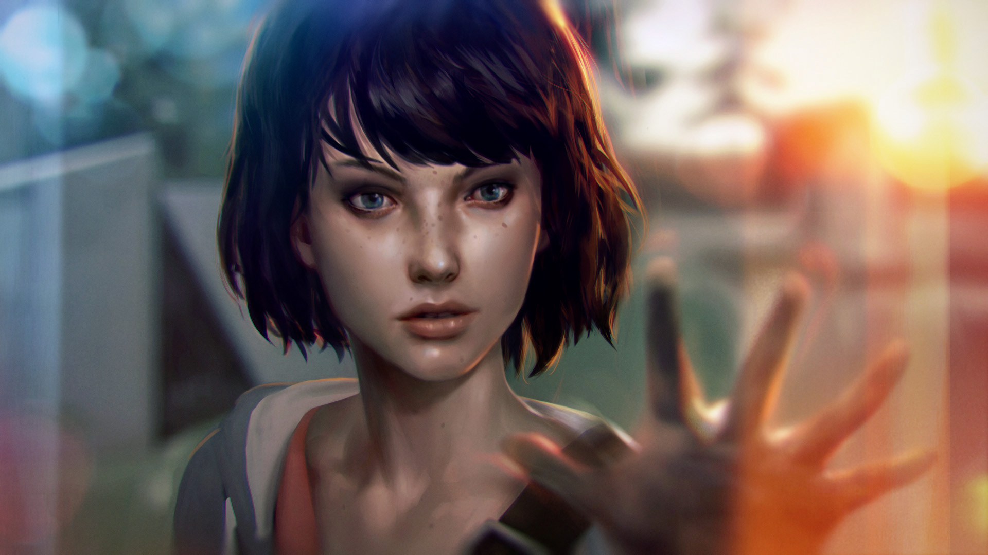 Life Is Strange - and artwork is good